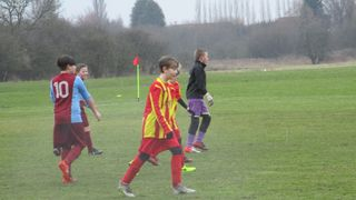 Under 11's 4 - Cotgrave 1