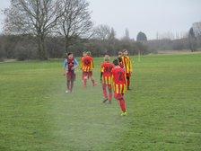 AFC Kirk Hallam 4 - Cotgrave Blue 1