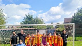 Under 12's vs Priory Celtic - 11-5-19
