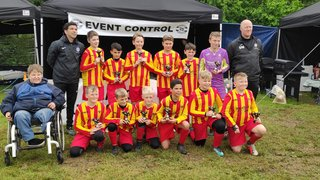 Under 13's fixtures OUT NOW