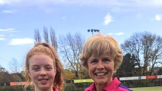 Ellie-Mae selected for England Hockey's Futures Cup