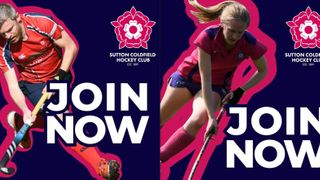 Join Sutton Coldfield Hockey Club