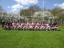 Tring 44 Bedford Athletic 22