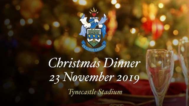Christmas dinner tickets on sale