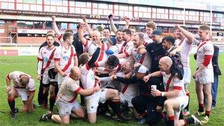 GLRFC second team - JUNIOR CUP WINNERS