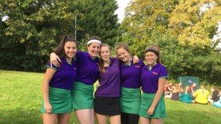 Club Members representing Flintshire Oct 2016