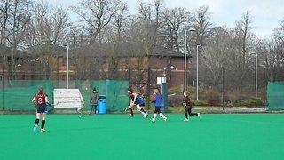 Ladies 2nds V Macclesfield 3s 14:01:17