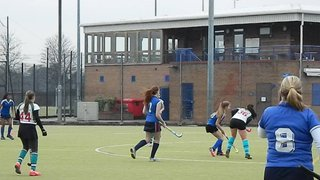 Ladies 2nds V Chester away 21:01:17