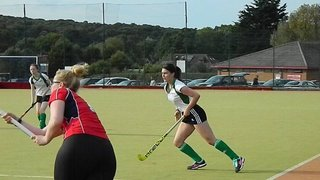 Ladies 2s V Oxton Away 23rd Sept 2017