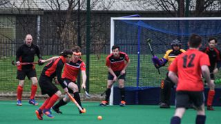Great photos taken by our photographer Rob Collett of Men's 2s