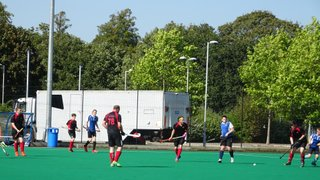 Men's 2s First game of the season