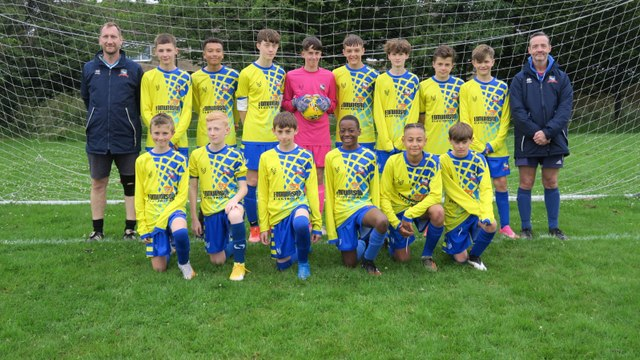 U14 show some serious style