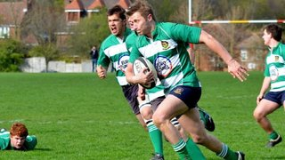 The Brooks Files Medway 31 FRFC 34