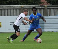 Garforth Town 1-6 Grimsby Borough