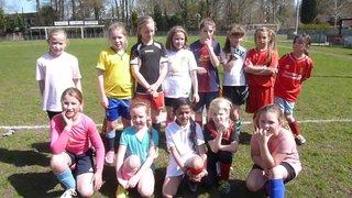 Easter Soccer School