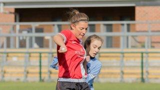 FA Cup 3rd Round Qualifier Southampton Women v Fleet Town 9/10/16