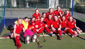 U14 girls top their Championship group with win over Beeston