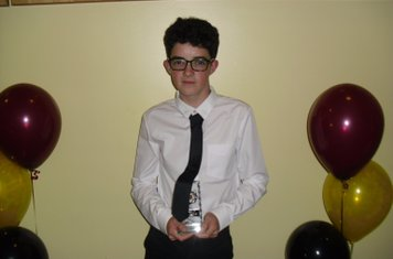 Rory Laverty 5th XI Top Goalscorer