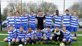 City u15's Share the Spoilts in Thrilling 4-4 Draw