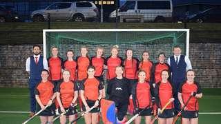 DSHC Ladies 1st Team