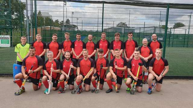 DSHC Mens 1st Team