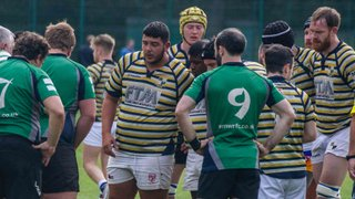Vs Trinity RFC Friendly A