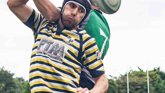 PJF just miss out against Trinity RFC (Formerly Midwhitgiftians)