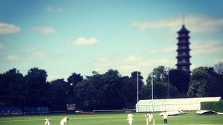 A great start to the Annual RCC Cricket Week