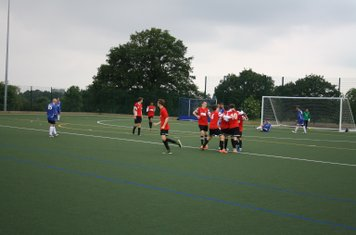 Winning goal for the lads 4-3!