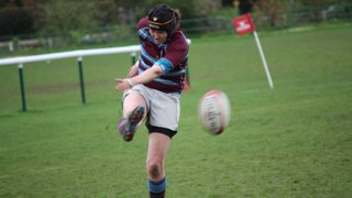 Ladies v London Welsh (A) 19 January 2014