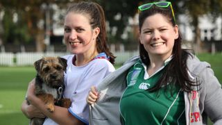 Wimbledon Ladies v Rosslyn Park 18/10/2015