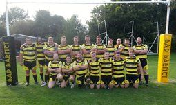 Hellingly 2XV(The Saxons)