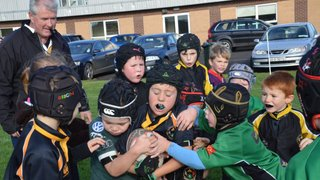 Under 8s perform strongly in Inishowen