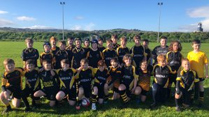 First matches of the season against City of Derry RFC