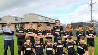 U14s take control in Inishowen