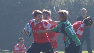 02-10-2011 - U13 v Newquay