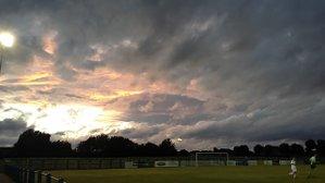 Garforth 1 Scarborough Athletic 3