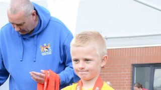 under 9s plate cup 2016