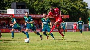 Curtain-raiser to the season sees Hemel win in six-goal thriller