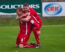 HHTFC v RAMSGATE - 06/10/18 - FA Cup 3rd Round Qualifying
