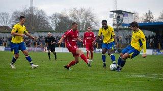 St Albans 2-1 Hemel