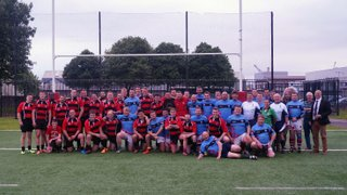 Ide RFC round off the season with a Victory at HMS Somerset