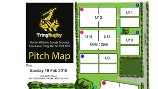 Sunday 17th February at TringRugby