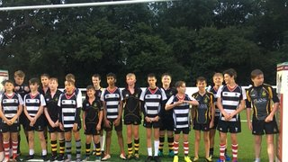 TringRugby U13s  took part in the 2nd Hertfordshire summer 7s touch rugby festival.