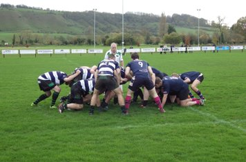 1st XV took on Sutton Benger on the day