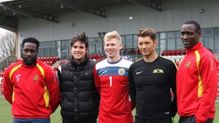 Soccer AM @ Harlow Town FC