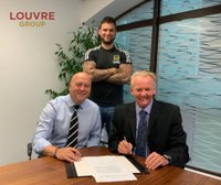 Louvre Group signs three season sponsorship deal with the Vikings