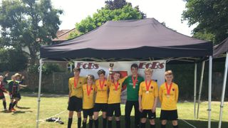 TW Foresters beat Broad Oak to win TW Youth tournament