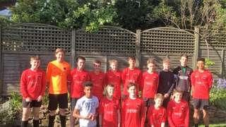 U18 Rangers CDJFL