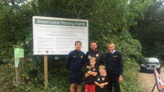 Green Lane Building Works to Start
